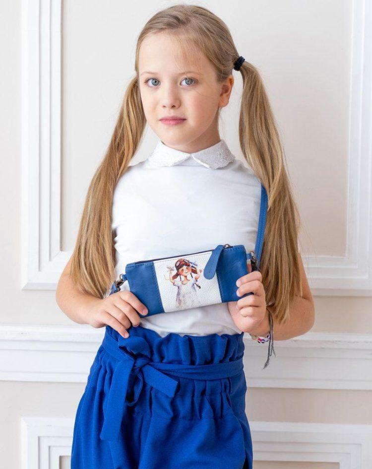 Детская сумочка летчица Мария Ступак