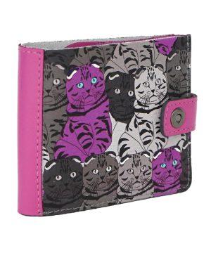 Коты британские серые и розовые